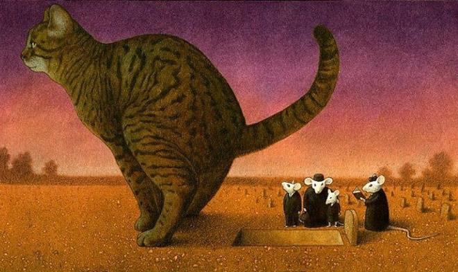 Satirical Art Paintings Art History