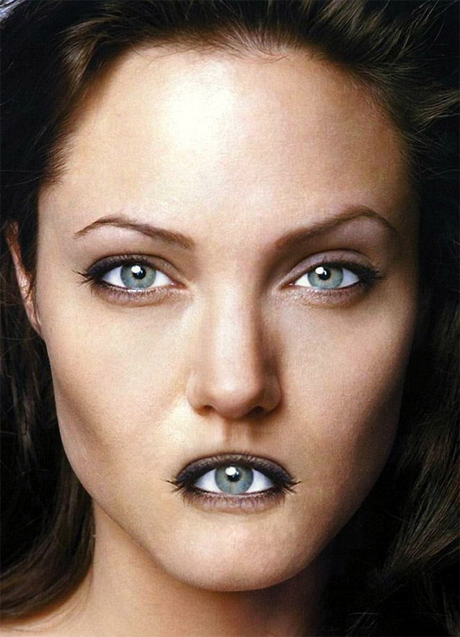 Celebs With Switched M...