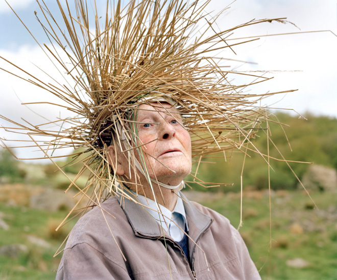 Image of: Faces Sad And Useless Humor Old People Wearing Vegetation