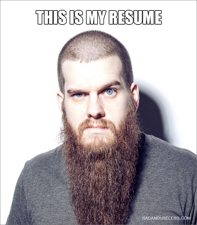 Beard Wisdom