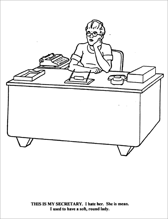 Coloring Book For Lawyers