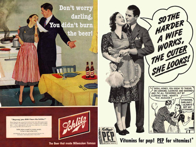 Awkward and Inappropriate Vintage Ads