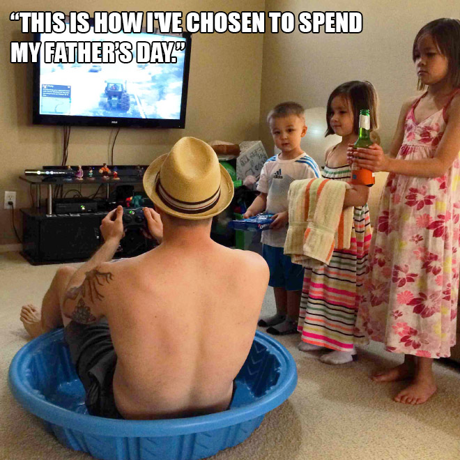 15 Reasons Why Kids Can T Be Left Alone With Their Dads