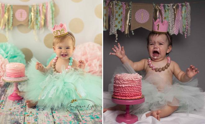 Hilarious Baby Photoshoot Fails