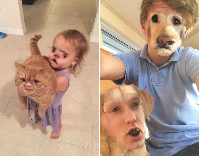 when face swap app goes terribly wrong