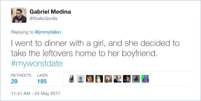 horror dating