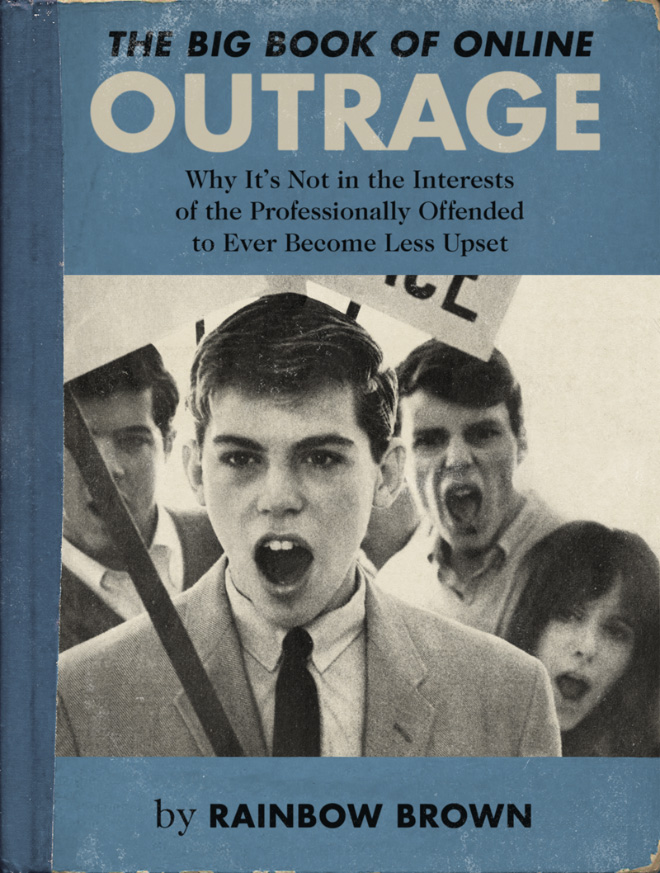 """Book Cover Pictures S : """"the big book of online trolling and other books we wish"""