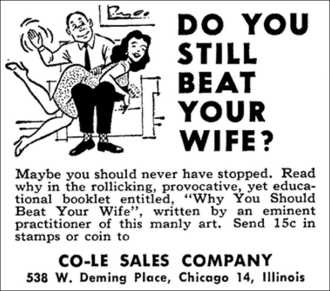 Do You Know What You Really Want Fluid Magazine: Vintage Ads That Owe Women An Apology