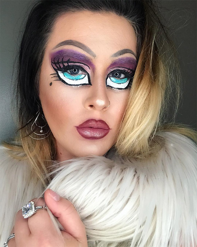 Awkward Instagram Beauty Trend Bratz Doll Makeup
