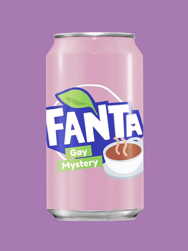 Try Gay Mystery Fanta today!