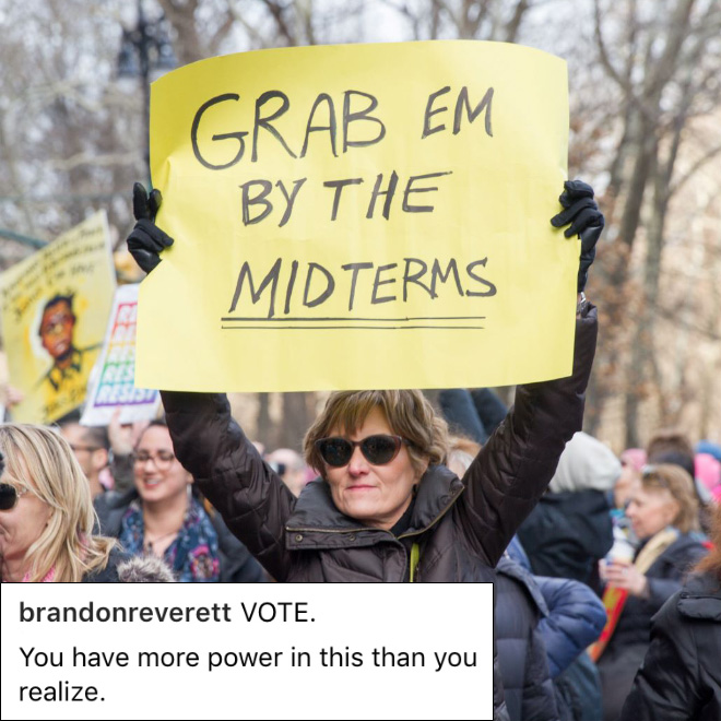 Grab em by the midterms!
