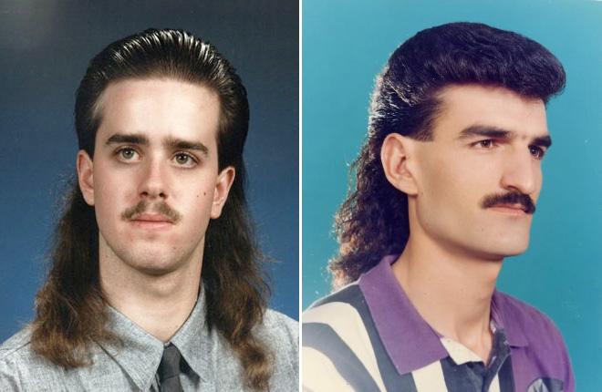 Hilariously Awkward 1980s Haircuts