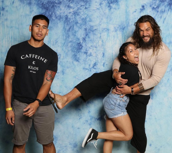 Jason Momoa Parents: This Is How Jason Momoa Is Trolling Guys When Couples Ask