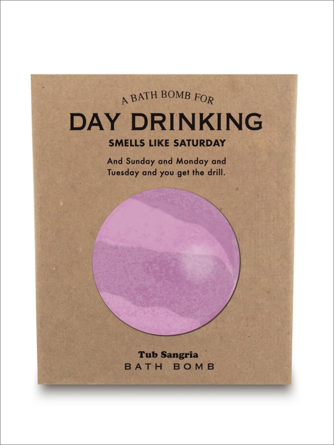 Smells like day drinking.