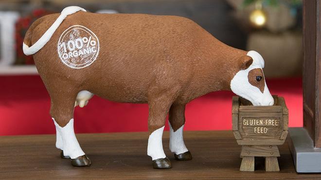 100% organic beef.