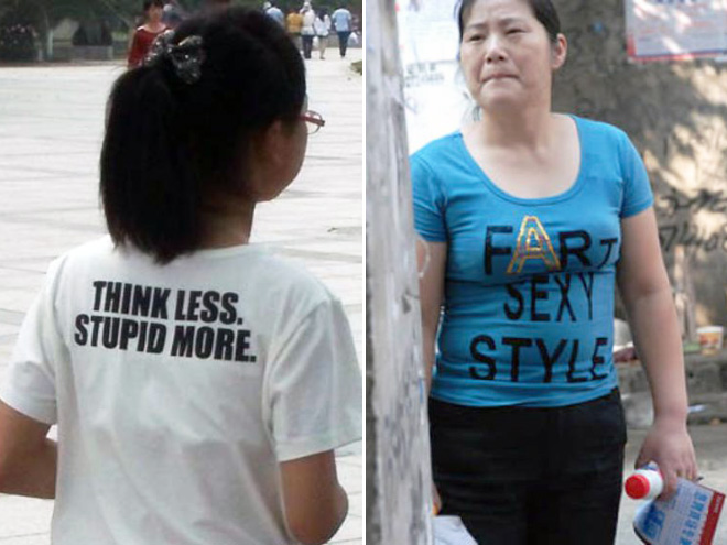 Think less. Stupid more.