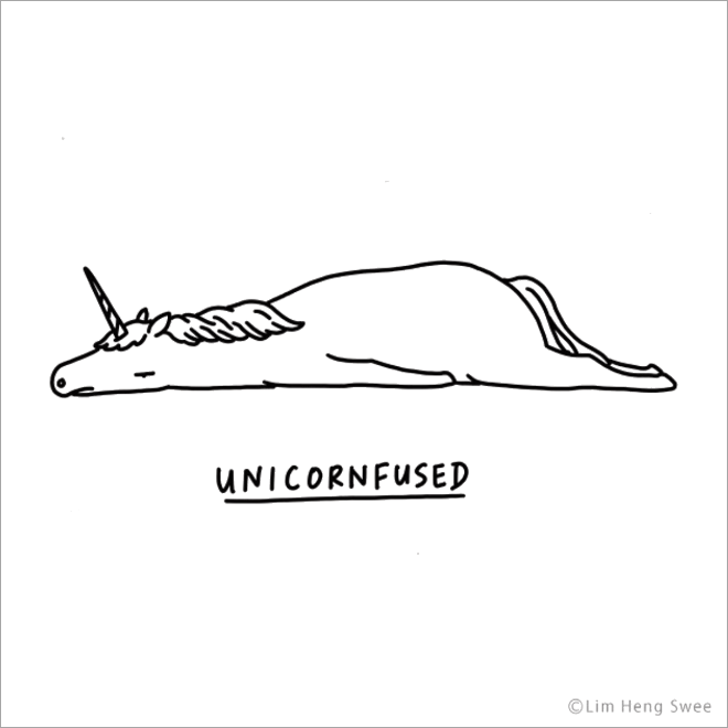 Unicornfused.