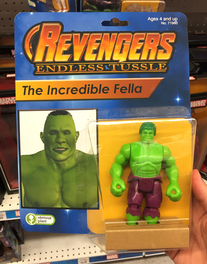 Is this a real or fake toy? What do you think?