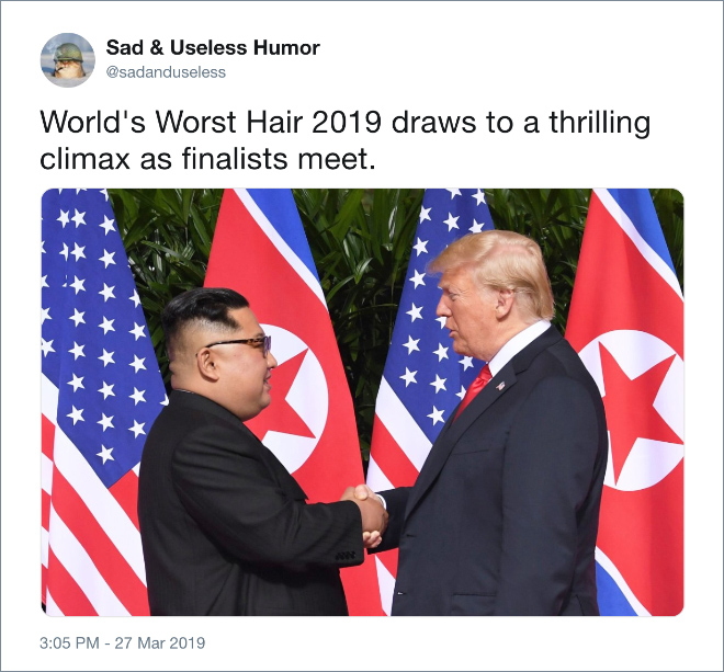 World's Worst Hair 2019 draws to a thrilling climax as finalists meet.