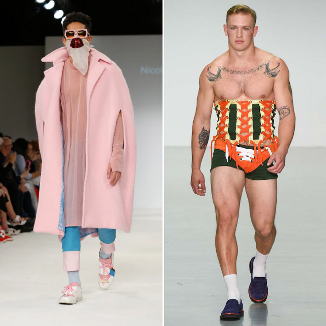 WTF men's fashion.