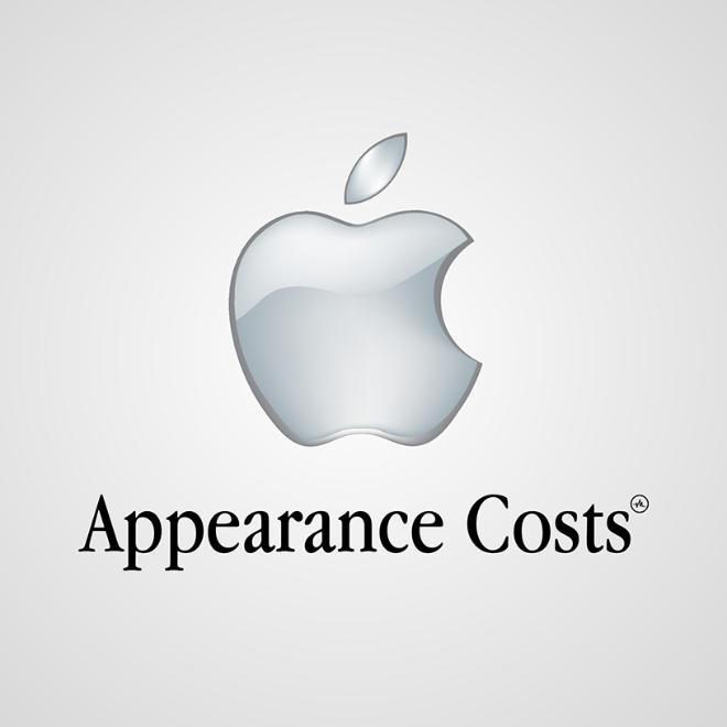 If Apple logo told the truth...