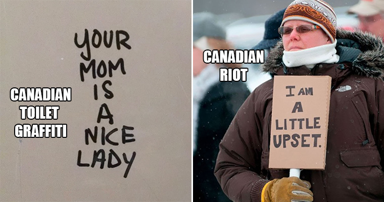 Funny Pictures That Perfectly Sum Up Canada