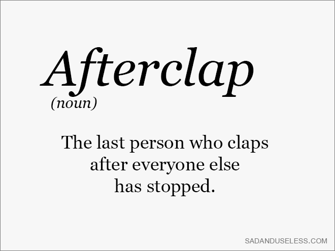 New word we all should start using.