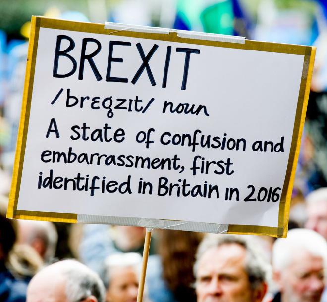 Brexit definition.