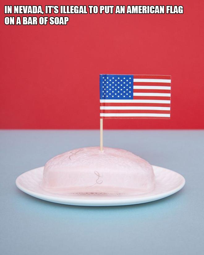 Strange USA law.
