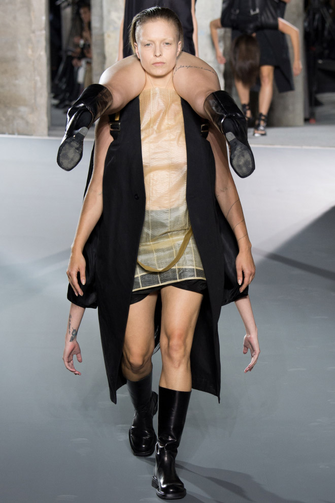 Meanwhile In Paris Fashion Week Have Fashion Designers Gone Insane
