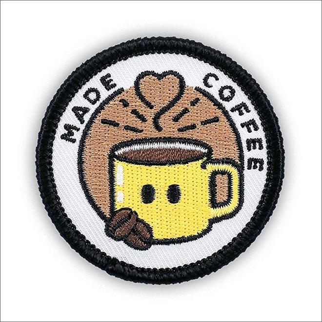 Made coffee.