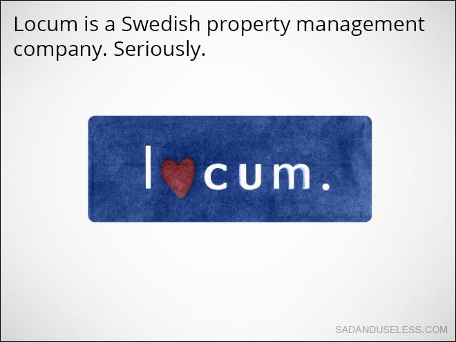 Funny logo fail.