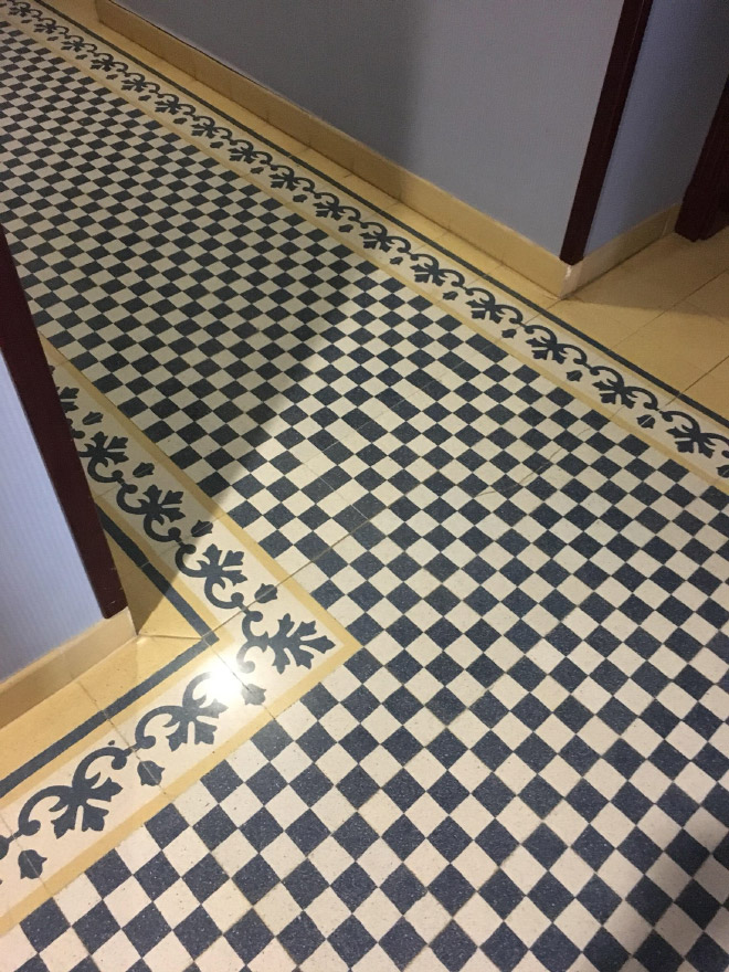 This floor design is so annoying!
