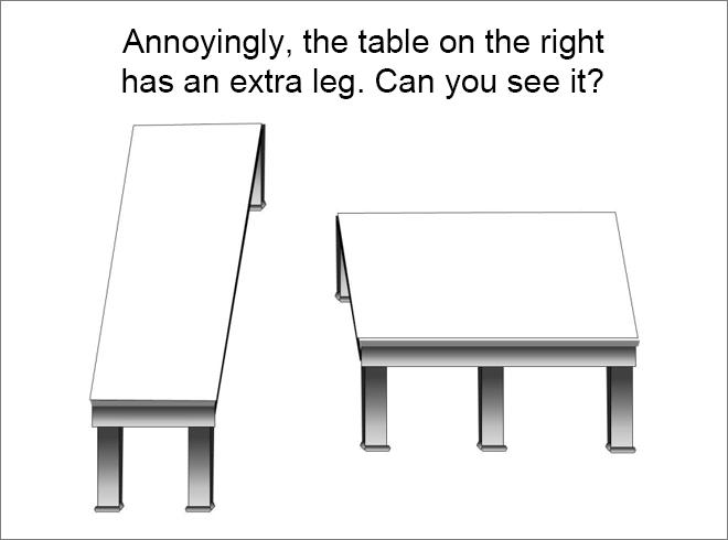 Amazing optical illusion.