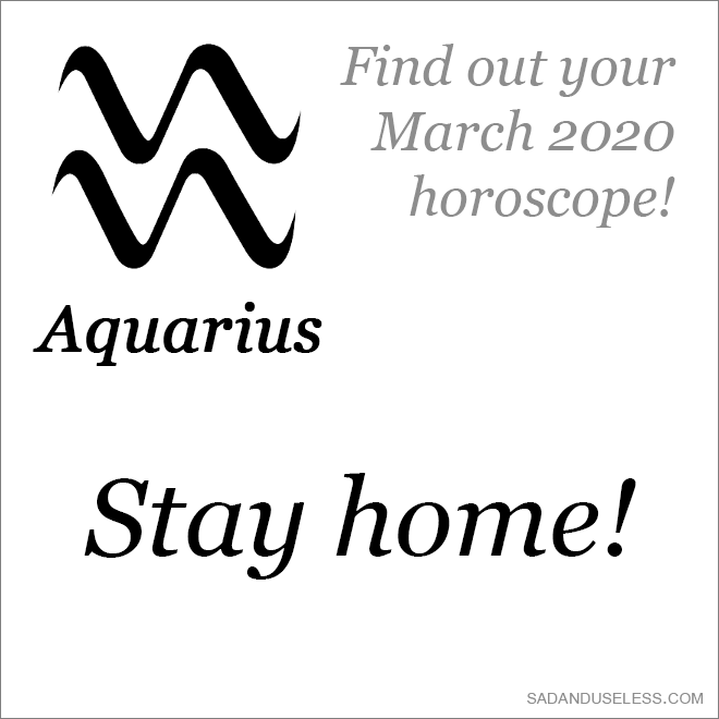 Your Match 2020 horoscope.