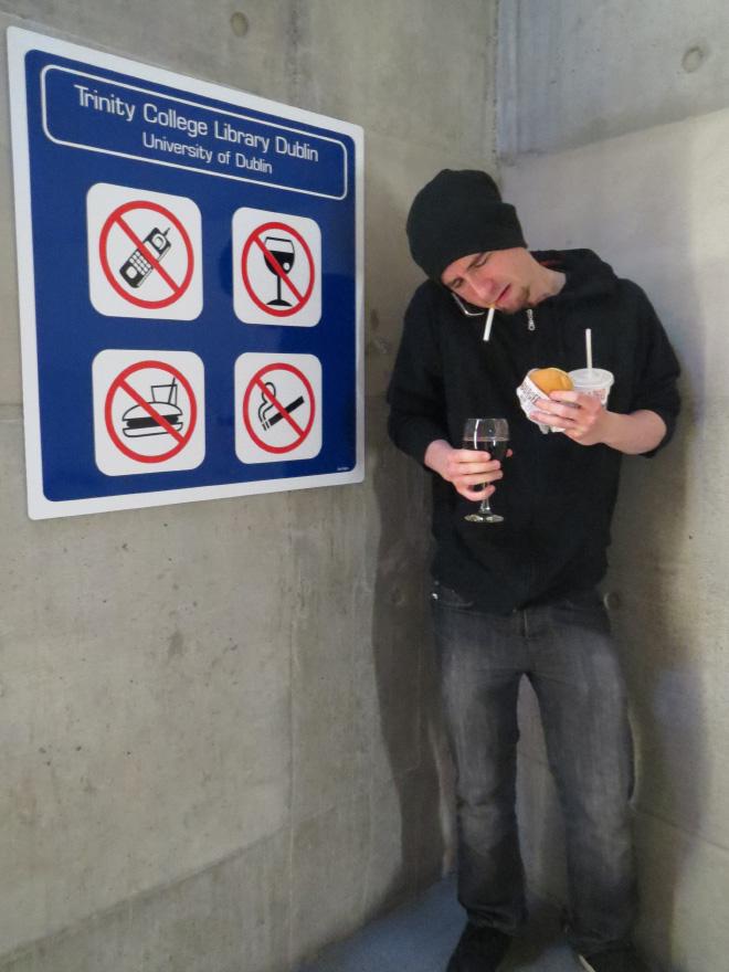 True rebel for life!