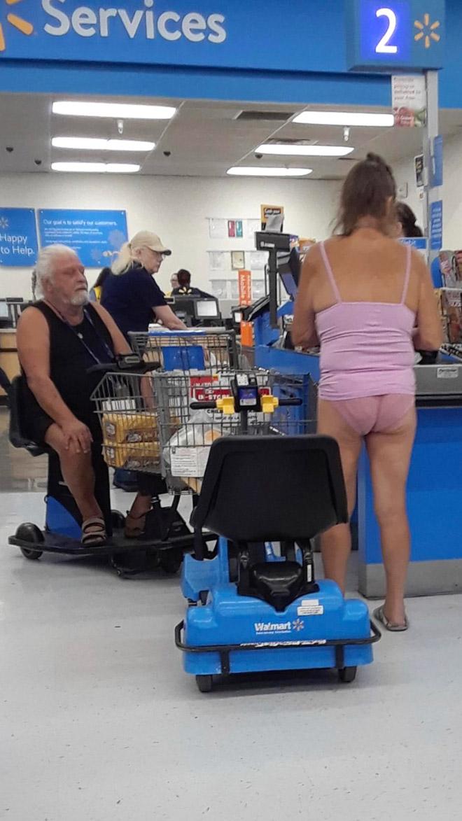 People of Walmart.