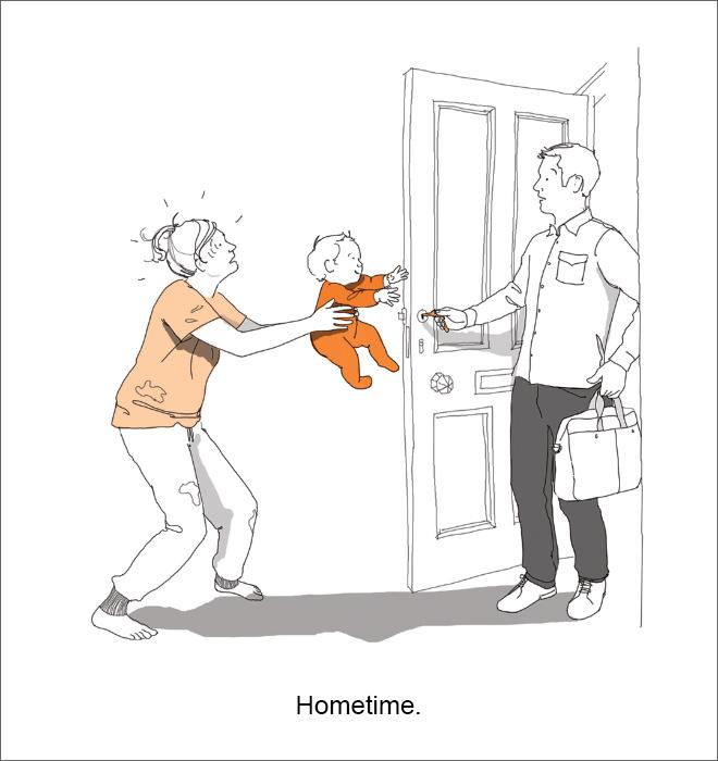Hometime.