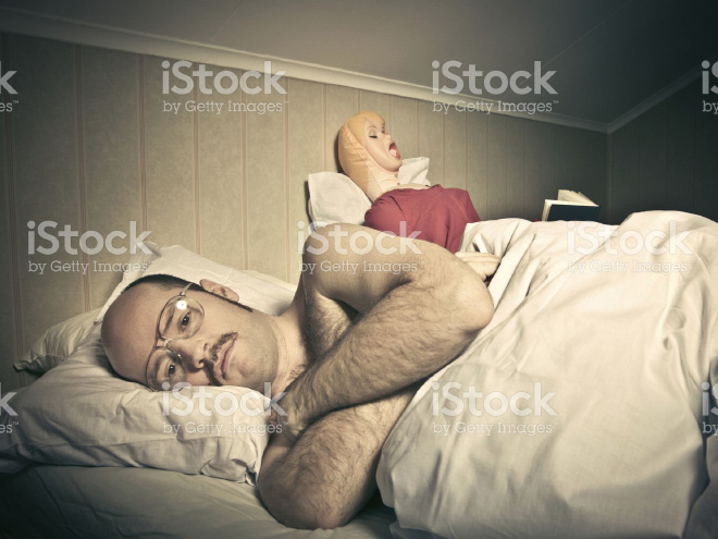 Some stock photos are extremely dark...