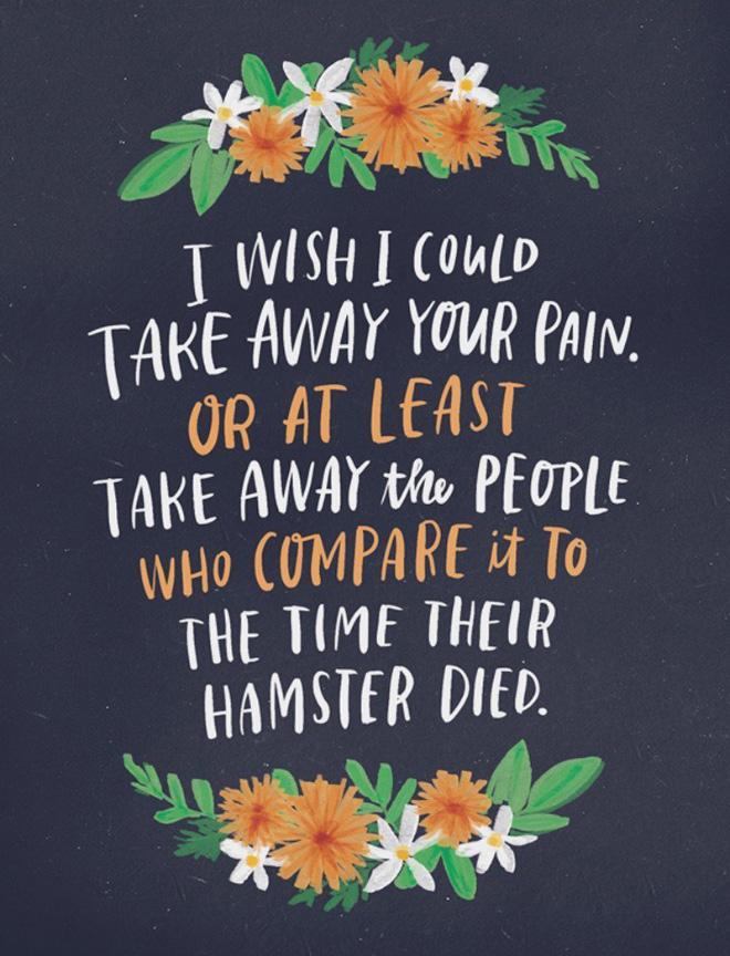 Empathy card.