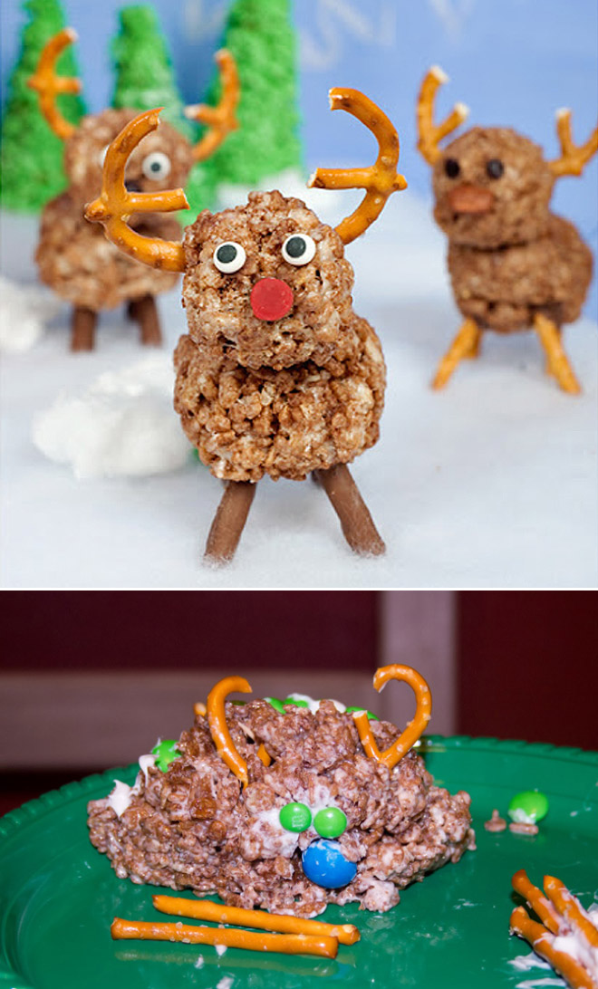 Funny cake fail.