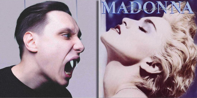 What happens outside music album covers?