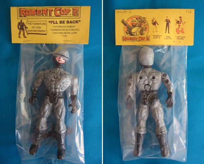 Hilariously bad bootleg toy.