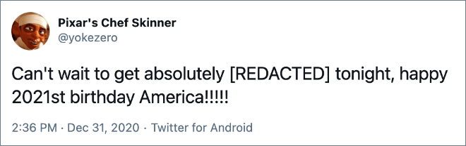 Some people think USA is 2021 years old.
