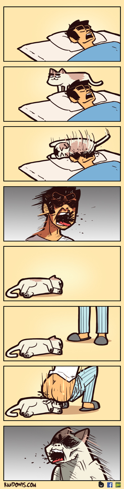 Cartoon by RandoWis.