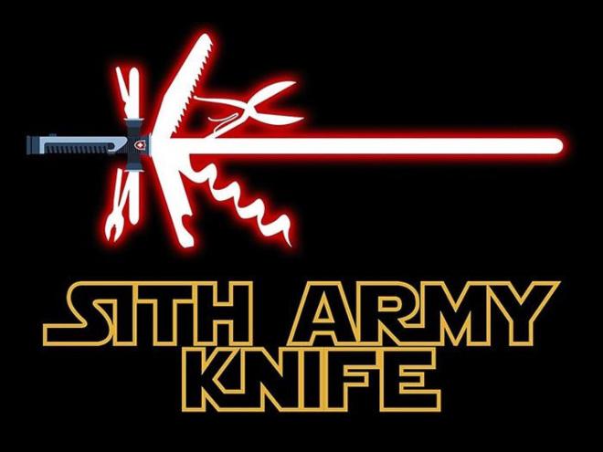 Sith army knife.