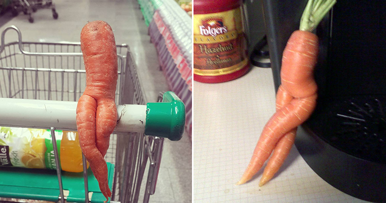 The World's Greatest Gallery of Sexy Carrots