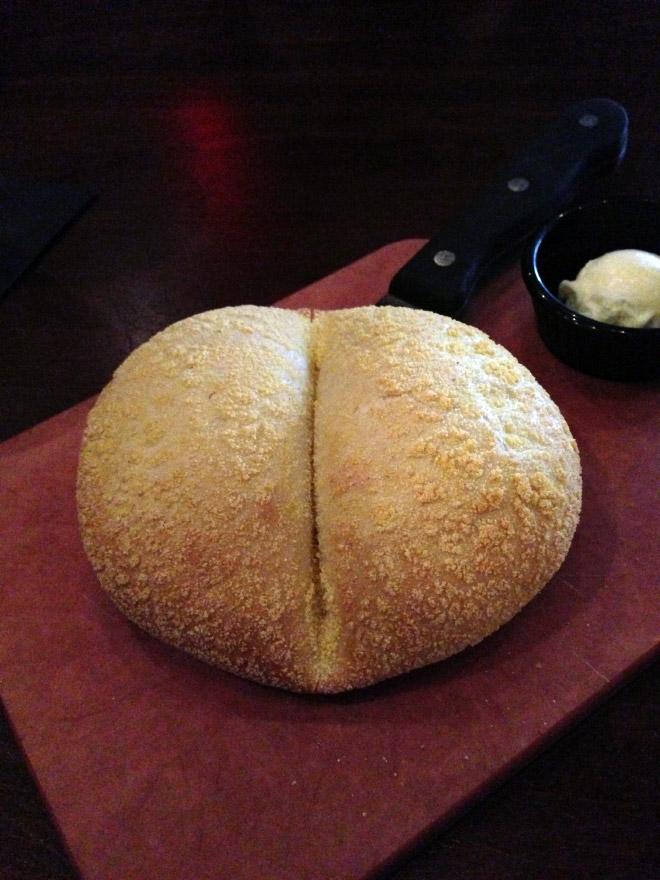 Bread butt.