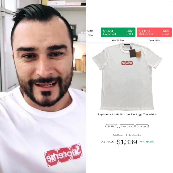 Slightly overpriced t-shirt.