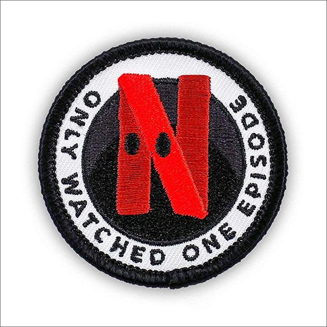 Minor achievement merit badge.